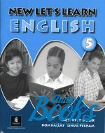 Don A. Dallas - New Let's Learn English 5 Activity Book (книга)