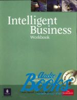 "книга + диск ""Intelligent Business Pre-Intermediate Workbook with Audio CD (тетрадь / зошит)"" - Nikolas Barral"