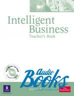 "книга + диск ""Intelligent Business Pre-Intermediate Teacher's Book with Test Master CD-ROM (книга для учителя)"" - Nikolas Barral"