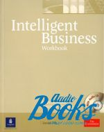 "книга + диск ""Intelligent Business Intermediate Workbook with Audio CD (тетрадь / зошит)"" - Nikolas Barral"