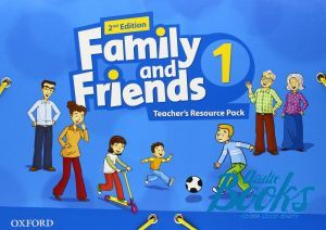 "книга ""Family and Friends 1, Second Edition: Teacher´s Resource Pack"" - Naomi Simmons, Tamzin Thompson, Jenny Quintana"