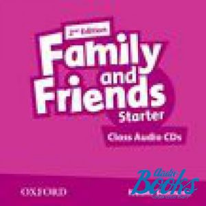 "аудиокурс ""Family and Friends Starter, Second Edition: Class Audio CDs(2)"" - Jenny Quintana, Tamzin Thompson, Naomi Simmons"