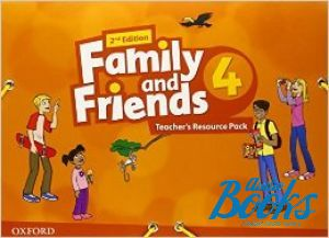 "книга ""Family and Friends 4, Second Edition: Teacher´s Resource Pack"" - Naomi Simmons, Tamzin Thompson, Jenny Quintana"