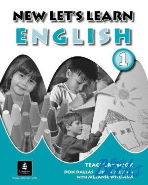 "книга ""New Let´s Learn English 1 Teacher´s Book"" - Don A. Dallas"