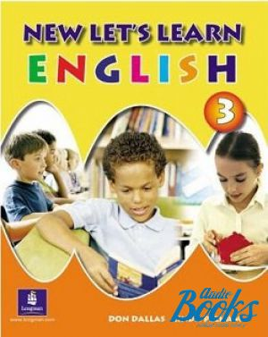 "книга ""New Let´s Learn English 3 Activity Book"" - Don A. Dallas"