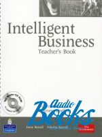 "книга + диск ""Intelligent Business Elementary Teacher's Book with Test Master CD-ROM (книга для учителя)"" - Tonya Trappe"
