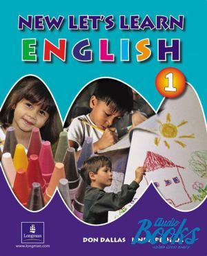 "Book + cd ""New Let´s Learn English 1 Pupil´s Book with H and writing Book Pack"" - Don A. Dallas"