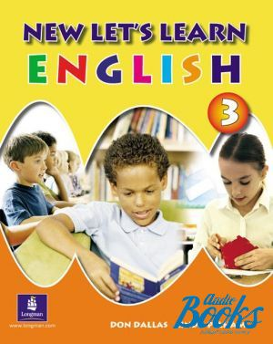 "книга ""New Let´s Learn English 3 Pupil´s Book"" - Don A. Dallas"