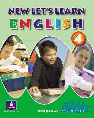 "книга ""New Let´s Learn English 4 Pupil´s Book"" - Don A. Dallas"