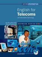 Tom Ricca-McCarthy - English for Telecoms: Students Book and MultiROM Pack (книга + диск)
