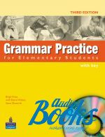 "книга + диск ""Grammar Practice Elementary Book with CD-ROM and key"" - Brigit Viney"