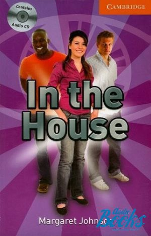 "книга + 2 диска ""CER 4 In the House with Audio CDs (2) Pack"" - Margaret Johnson"