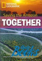 Waring Rob - Saving the Amazon with Multi-ROM Level 2600 C1 (British english) (книга + диск)
