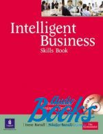 "книга + диск ""Intelligent Business Pre-Intermediate Skills Book with CD-ROM Pack"" - Nikolas Barral"