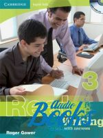 "книга + диск ""Real Writing 3 with answers and Audio CD"" - Roger Gower"