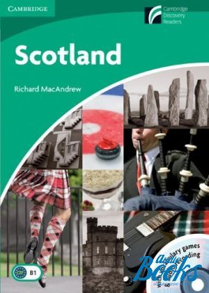 "книга + 2 диска ""CDR 3 Scotland: Book with CD-ROM and Audio CD Pack"" - Richard MacAndrew"