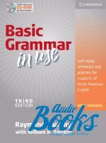 Raymond Murphy - Basic Grammar in Use Student's Book with answers + CD-Rom (книга + диск)