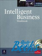 "книга + диск ""Intelligent Business Upper-Intermediate Workbook with Audio CD (тетрадь / зошит)"" - Nikolas Barral"