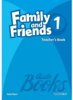 "книга ""Family and Friends 1 Teachers Book (книга для учителя)"" - Jenny Quintana"