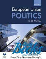 "книга ""European Union Politics"" - Мишель Чини"