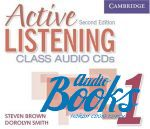 "���� ""Active Listening 1 Class Audio CDs(3)"" - Steven Brown"