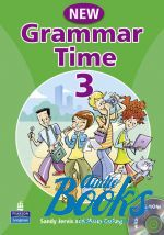 Sandy Jervis - Grammar Time 3 Student's Book with Multi-ROM (книга + диск)