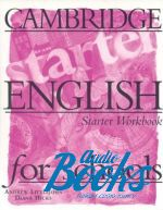 Diana Hicks - Cambridge English For Schools Start Workbook (книга)