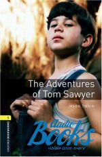 Mark Twain - Oxford Bookworms Library 3E Level 1 Adventures of Tom Sowyer (книга)