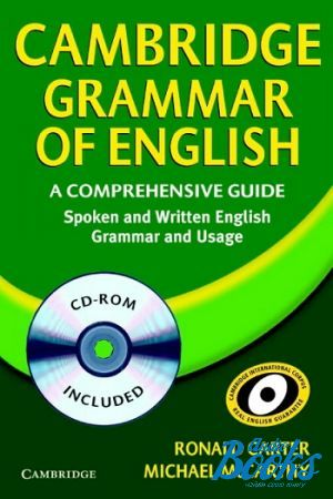 "книга + диск ""Cambridge Grammar English Complete Guide Pupils Book with CD-Rom"" - Ronald Carter, Michael McCarthy"