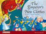 "книга + диск ""Theatrical 1 The Emperorґs new clothes Book + audio CD"" - Hans Christian Andersen"