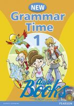 Sandy Jervis - Grammar Time 1 Student's Book with Multi-ROM (книга + диск)