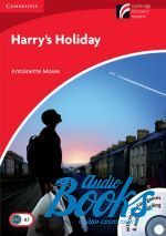 "книга + диск ""Harrys Holiday"" - Antoinette Moses"