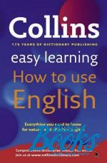 "книга ""Collins Easy Learning How to Use English"" - Anne Collins"