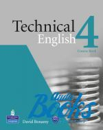"книга ""Technical English 4 Upper-Intermediate Coursebook (учебник / підручник)"" - David Bonamy"