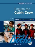 Sue Ellis - English for Cabin Crew Students Book Pack (книга + диск)