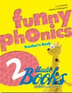 "книга ""Funny Phonics 2 Teachers Book"" - Аа. Вв."