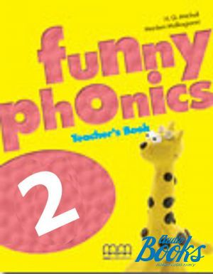 "The book ""Funny Phonics 2 Teachers Book"" - Аа. Вв."