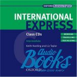 "диск ""International Express Intermediate Interactive Edition Class Audio CDs (2)"" - Frances Watkins"