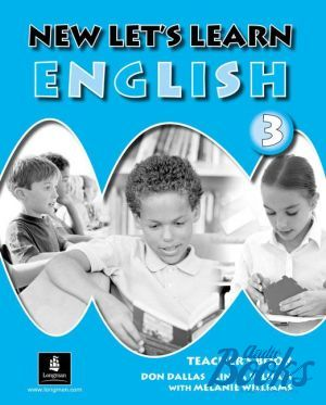 "книга ""New Let´s Learn English 3 Teacher´s Book"" - Don A. Dallas"