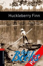 Mark Twain - Oxford Bookworms Library 3E Level 2: Huckleberry Finn Audio CD Pack (книга + диск)