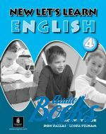 Don A. Dallas - New Let's Learn English 4 Activity Book (книга)
