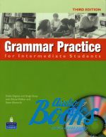 "книга + диск ""Grammar Practice Intermediate Book with CD-ROM without key"""