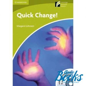 "книга + диск ""CDR Starter Quick Change!: Book with CD-ROM/Audio CD"" - Margaret Johnson"