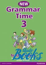 Sandy Jervis - Grammar Time 3 Teacher's Book New Edition (книга)