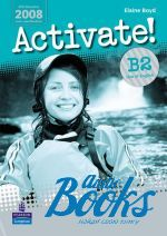 "книга ""Activate! B2, Use of English and Vocabulary Book"" - Elaine Boyd"