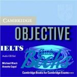 "диск ""Objective IELTS Advanced Audio CDs (3)"" - Annette Capel"