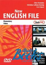 "DVD-видео ""New English File Study Link Elementary: DVD (1)"" - Clive Oxenden"