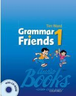 "книга + диск ""Grammar Friends 1 Students Book with CD-ROM (грамматика)"" - Tim Ward"