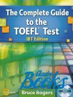"книга + 4 диска ""Complete Guide to TOEFL iBT 4th Edition + answerkey + CD-ROM + Audio CD ISE (4)"" - Rogers Bruce"