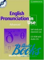 "книга + диск ""English Pronunciation in Use Advanced Book with Audio CD & CD-ROM"" - Martin Hewings"